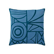 Salon Pillow Cover – Pacific
