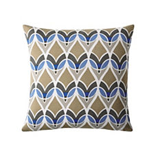 Montauk Outdoor Pillow – Mocha