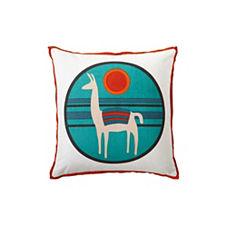 Llama Pillow Cover