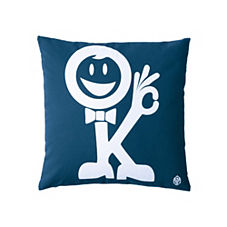 OK Pillow Cover