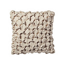 Origami Wool Pillow Cover