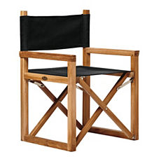 Director's Chair – Black
