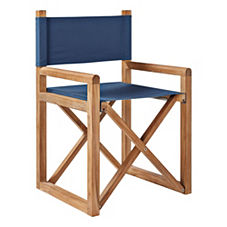Director's Chair – Pacific Blue