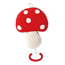 Musical Pull Toy – Mushroom