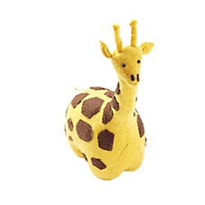 Zoo Animal Bookend – Giraffe