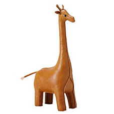 Menagerie Bookend - Brown Giraffe