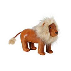 Menagerie Bookend - Lion