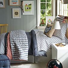 Burke Duvet Cover & Shams