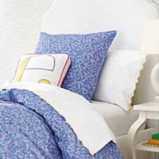 Bloom Duvet Cover & Sham – Hydrangea