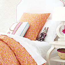 Bloom Duvet Cover & Sham – Citrus