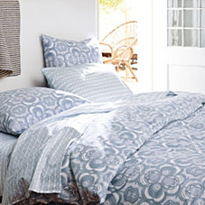 Wyeth Duvet Cover & Sham – Chambray