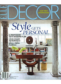 Elle Decor February 2011