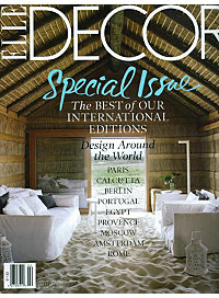 Elle Decor January 2012
