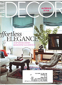 Elle Decor May 2011