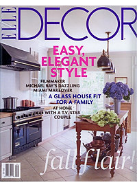 Elle Decor September 2010