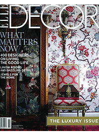 Elle Decor – November 2012