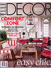 Elle Decor November 2009