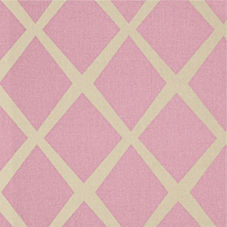 Diamond Fabric – Plum/Putty