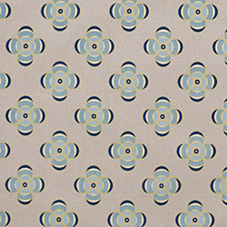 Peridot Fabric – Aqua