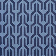 Kuba Fabric – Navy