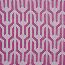 Kuba Fabric Swatch – Orchid