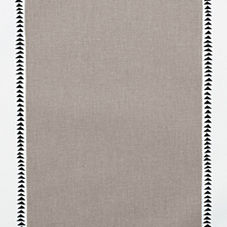 Racing Stripe Fabric Swatch – Bark