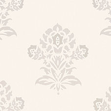 Bone Jaipur Fabric