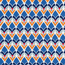 Montauk Outdoor Fabric - Multi