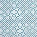 Lattice Fabric Swatch – Aqua