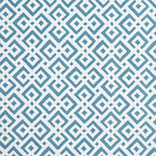 Lattice Fabric – Aqua