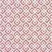 Lattice Fabric – Coral
