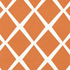 Diamond Fabric Swatch – Saffron