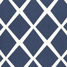 Diamond Fabric Swatch – Navy