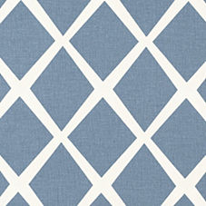 Diamond Fabric Swatch – Chambray