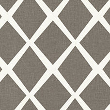 Diamond Fabric Swatch – Pewter