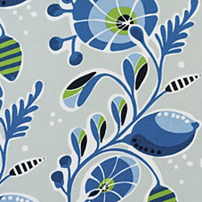 Tortuga Outdoor Fabric Swatch – Cobalt
