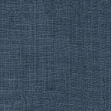 Washed Linen Fabric Swatch – Indigo