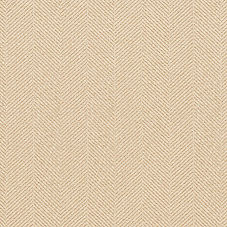 Herringbone Blend Fabric Swatch – Straw