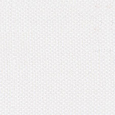 Basketweave Fabric Swatch – White
