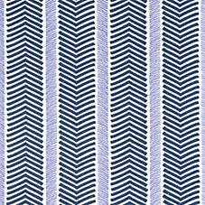 Herringbone Fabric – Navy