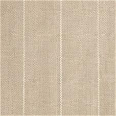 Chalkstripe Linen Fabric Swatch – Sand