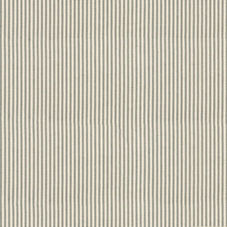 Pinstripe Cotton Fabric Swatch - Sage