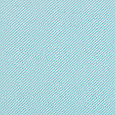 Pale Aqua Twill Fabric Swatch