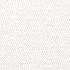 Twill Fabric Swatch – White