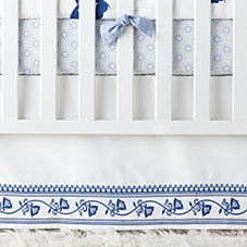 Fiona Crib Skirt