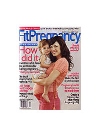 Fit Pregnancy May 2006