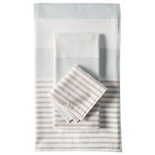 Fouta Bath Towels – Aqua