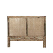 Harbour Cane Headboard – Natural