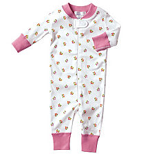 Hanna Andersson Baby Sleeper - Juice Mini Floral