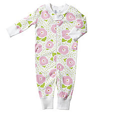 Hanna Andersson Baby Sleeper – Anna Floral